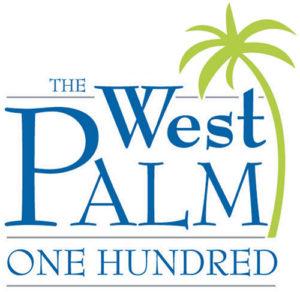 West Palm 100 Logo