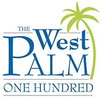 West Palm 100 Logo